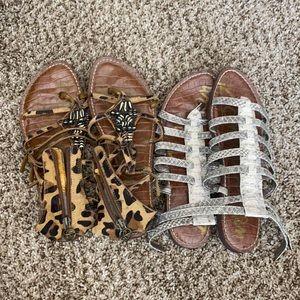 Bundle Sam Edelman Gilda & Giada Sandals